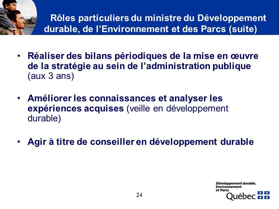 Exemples d'actions gouvernementales concrètes et d'engagements gouvernementaux « Briller parmi les meilleurs »