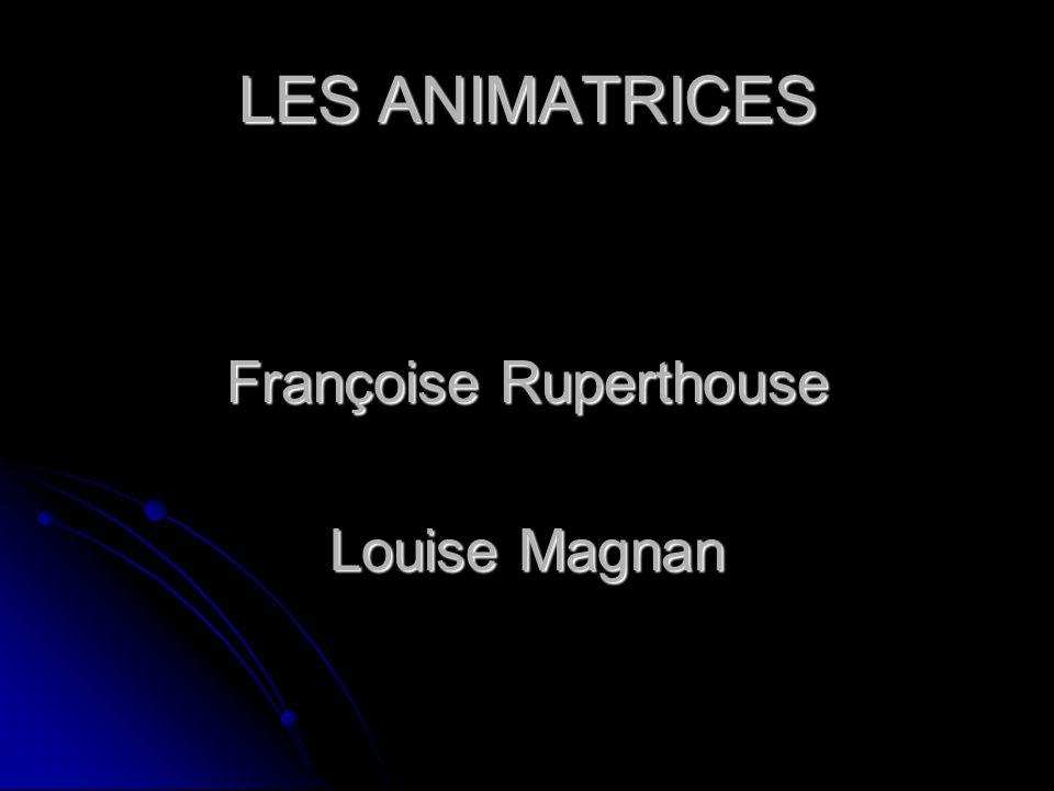 Françoise Ruperthouse