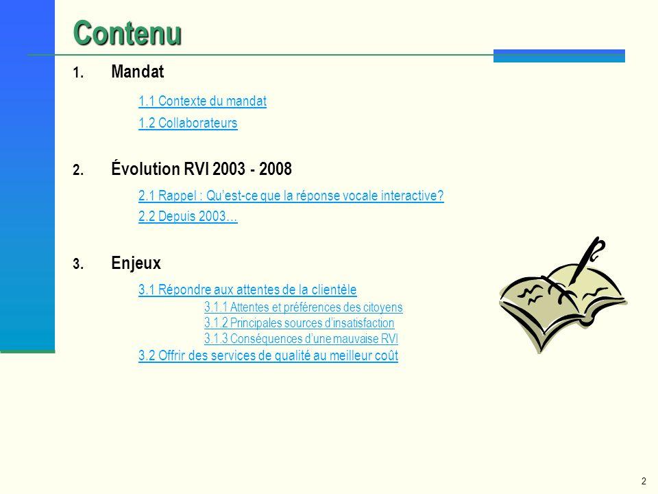 Contenu 2.1 Rappel : Qu'est-ce que la réponse vocale interactive