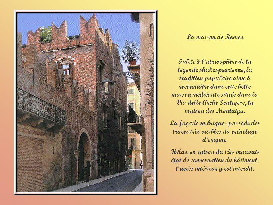 La maison de Romeo