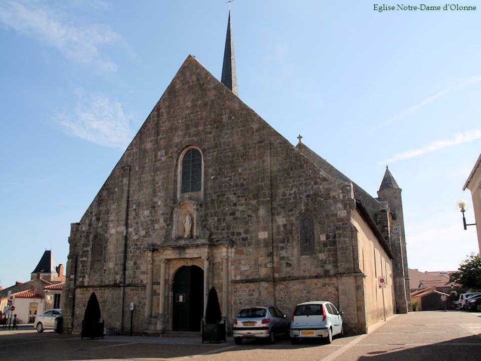 Eglise Notre-Dame d'Olonne