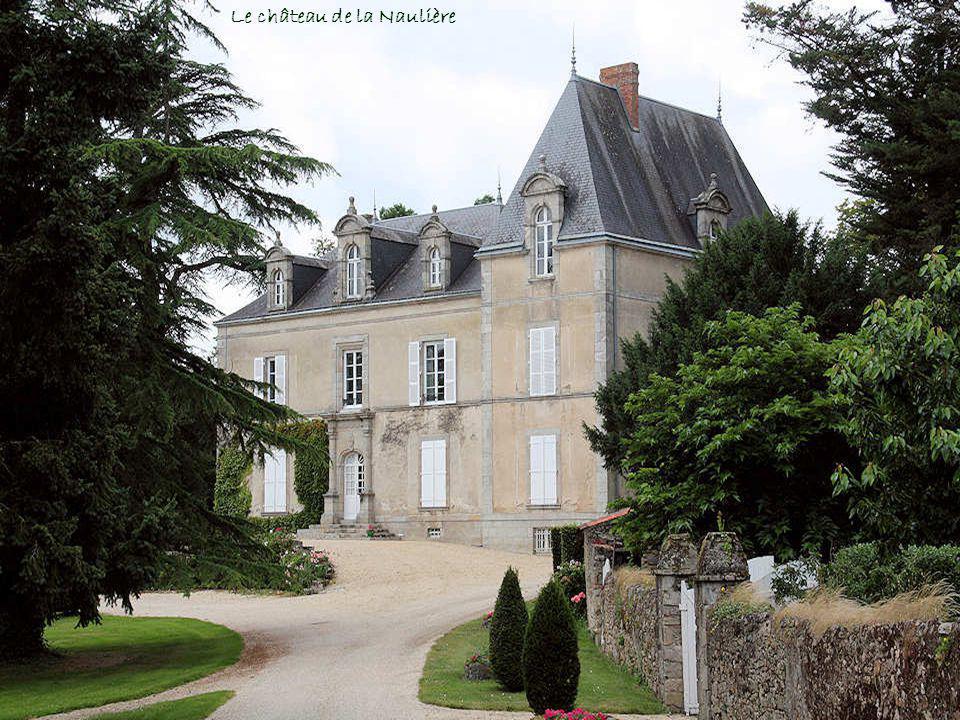 Le château de la Naulière