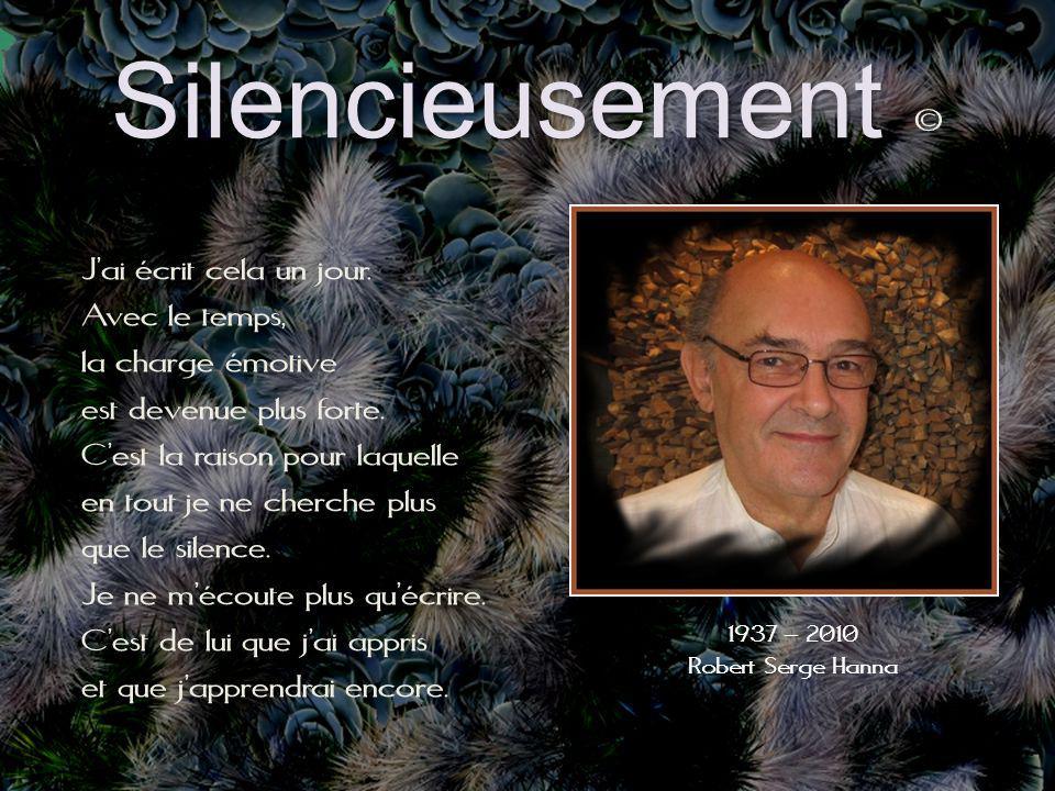 Silencieusement ©