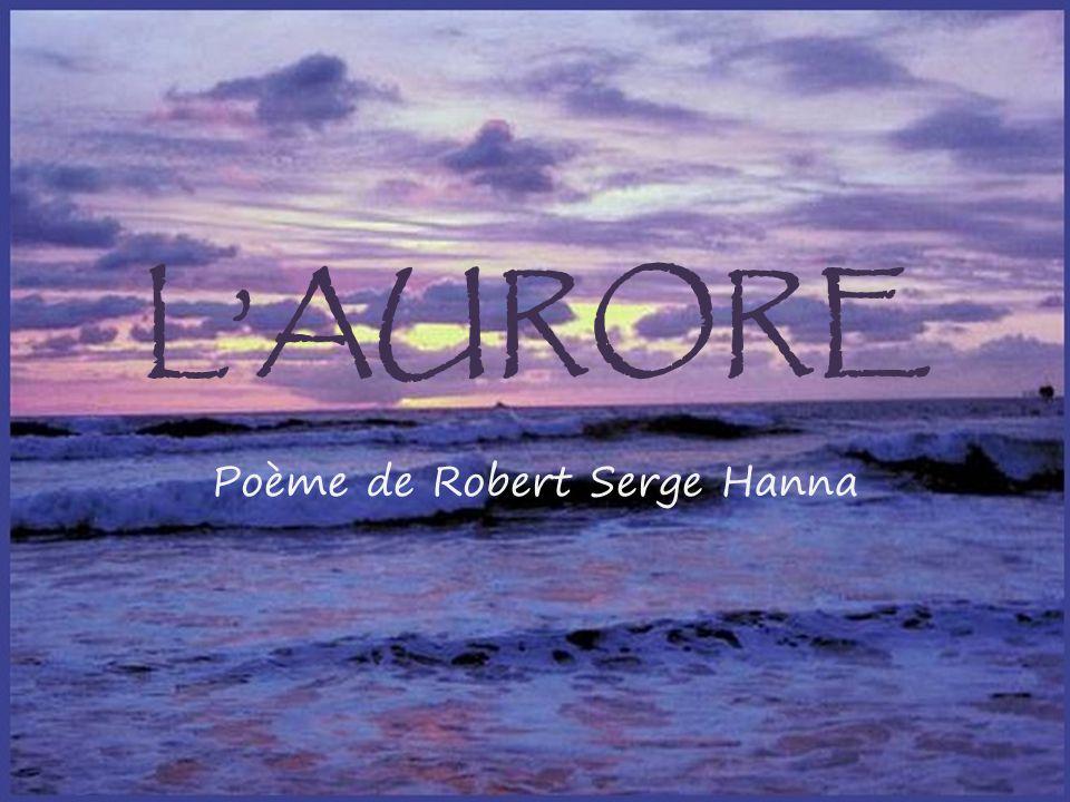 Poème de Robert Serge Hanna