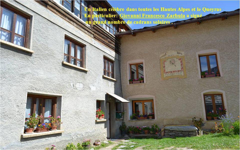 Un Italien célèbre dans toutes les Hautes Alpes et le Queyras