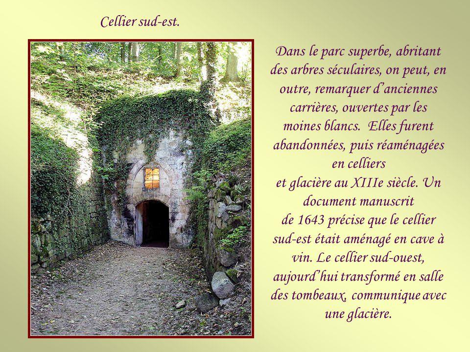 Cellier sud-est.