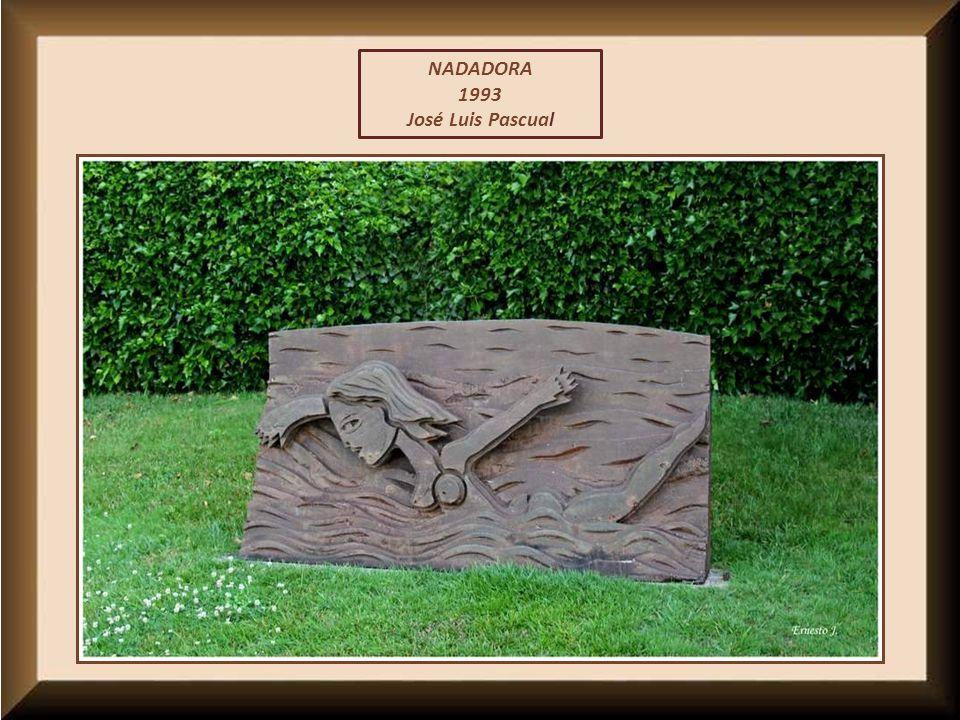 NADADORA 1993 José Luis Pascual