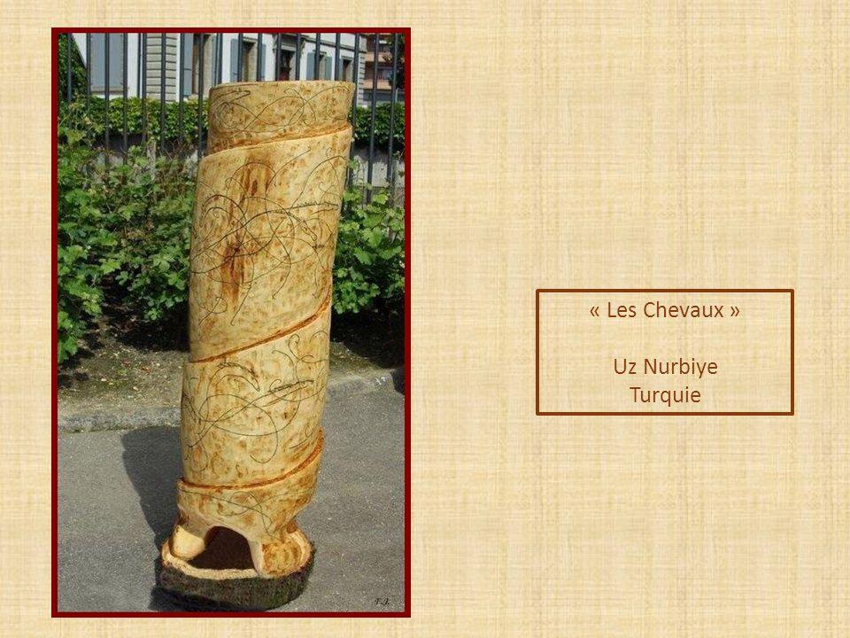 « Les Chevaux » Uz Nurbiye Turquie