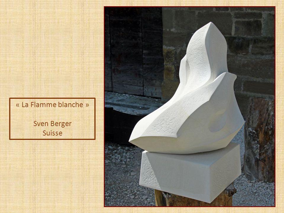 « La Flamme blanche » Sven Berger Suisse