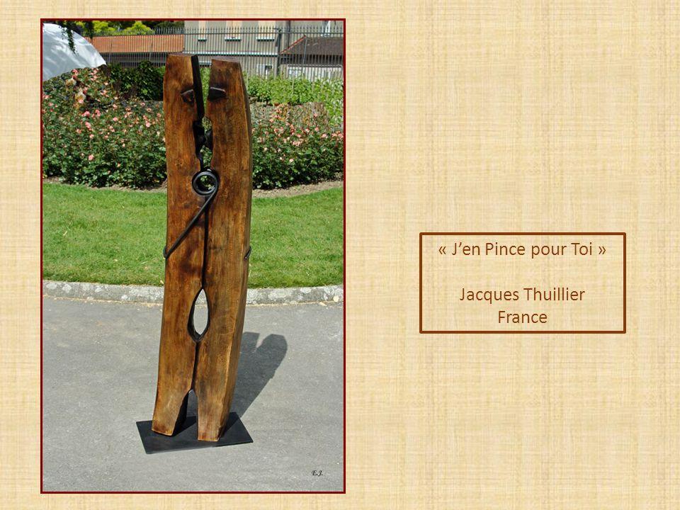 « J'en Pince pour Toi » Jacques Thuillier France