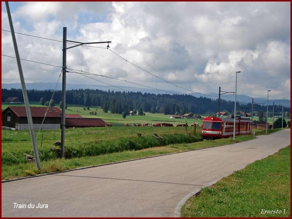 Train du Jura