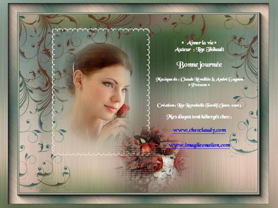 Bonne journée www.chezclaudy.com www.imagileonation.com