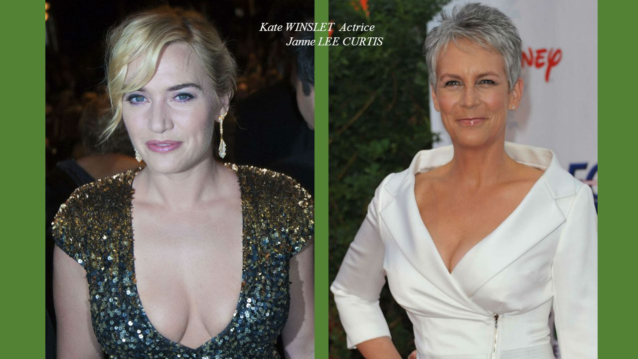 Kate WINSLET Actrice Janne LEE CURTIS