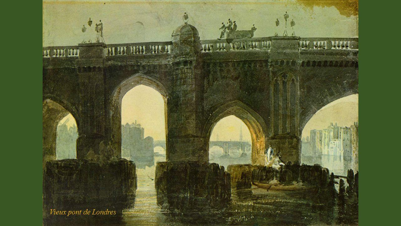 Vieux pont de Londres