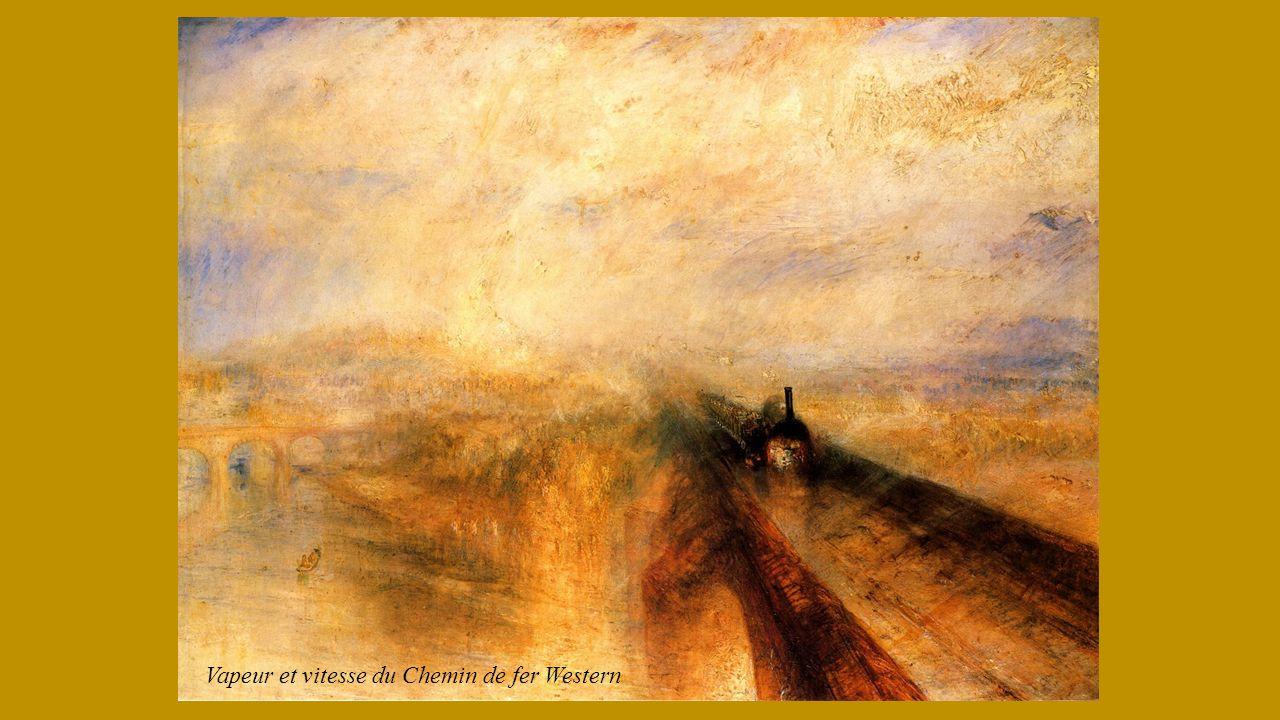 Vapeur et vitesse du Chemin de fer Western