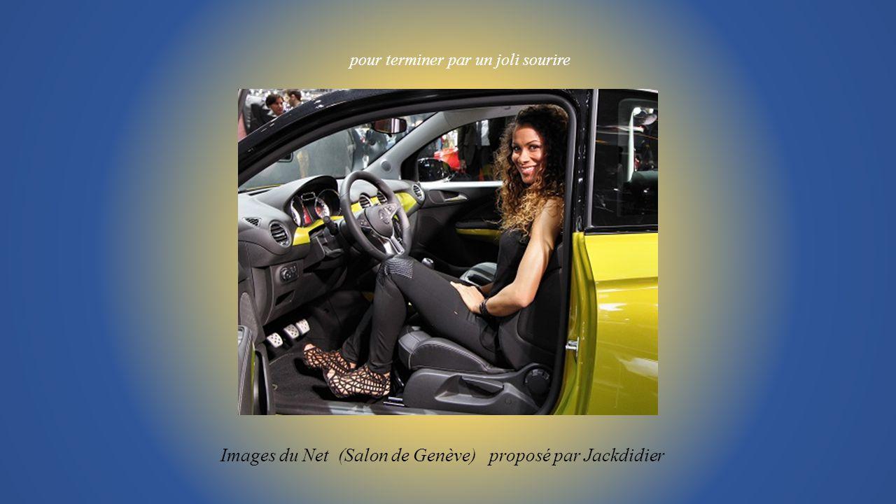 Images du Net (Salon de Genève) proposé par Jackdidier