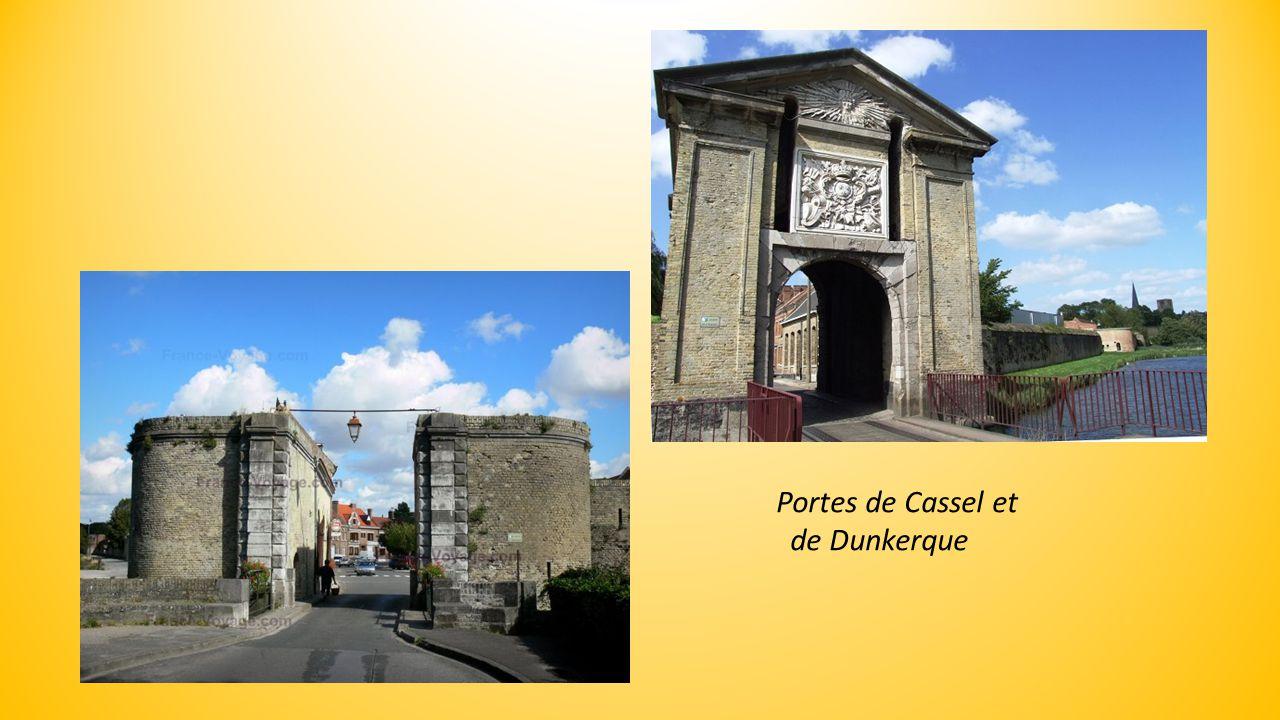 Portes de Cassel et de Dunkerque
