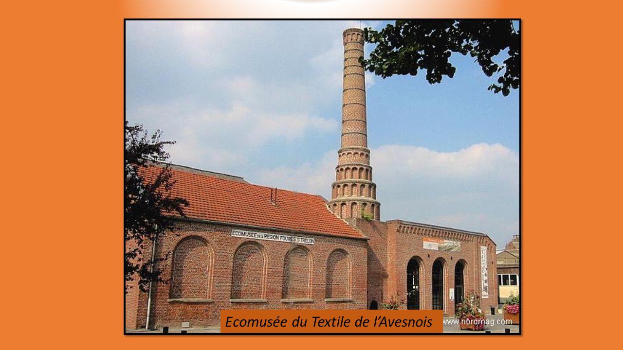 Ecomusée du Textile de l'Avesnois