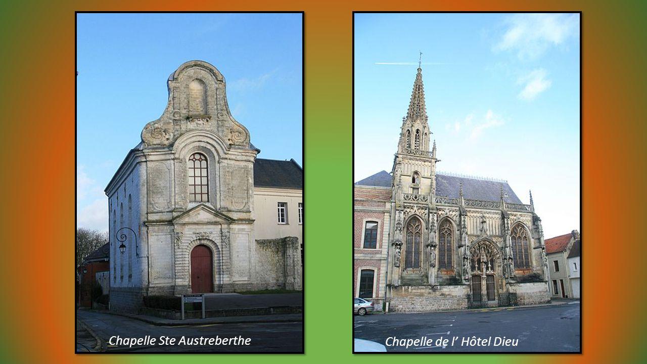 Chapelle Ste Austreberthe