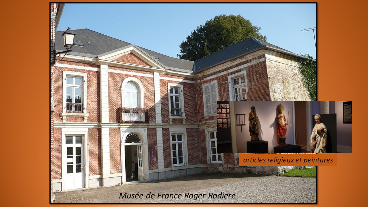 Musée de France Roger Rodiere
