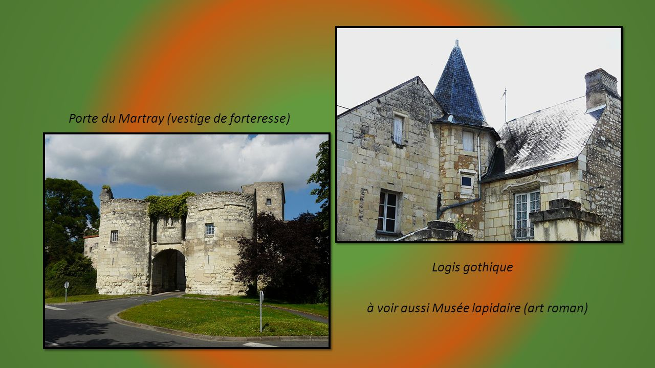 Porte du Martray (vestige de forteresse)