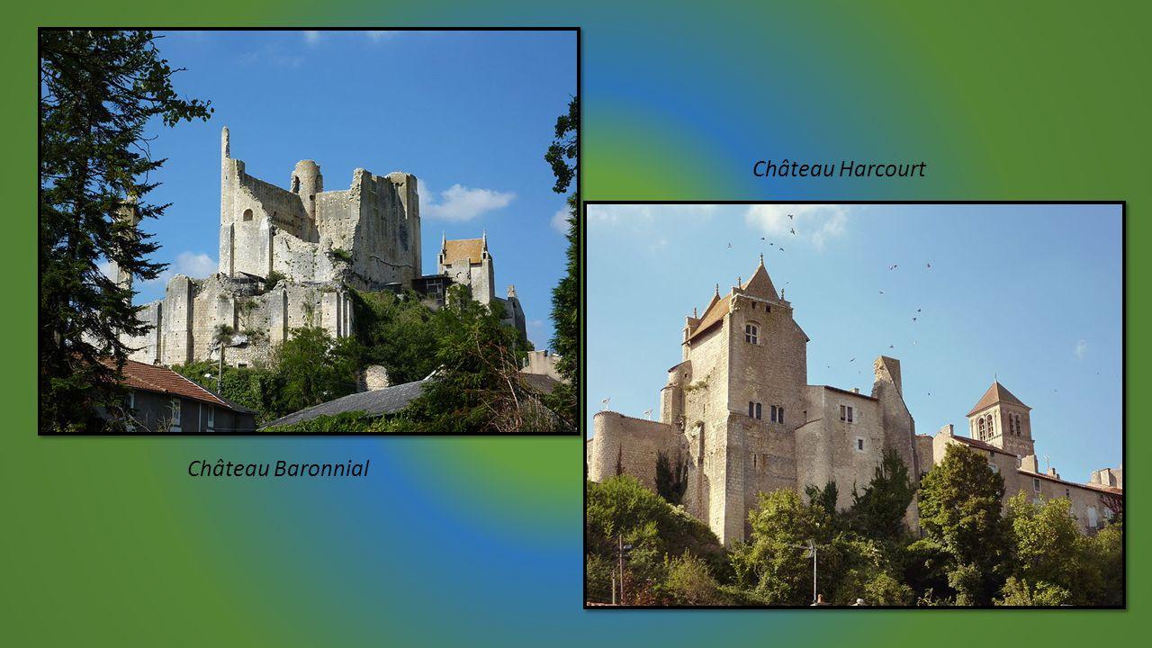 Château Harcourt Château Baronnial