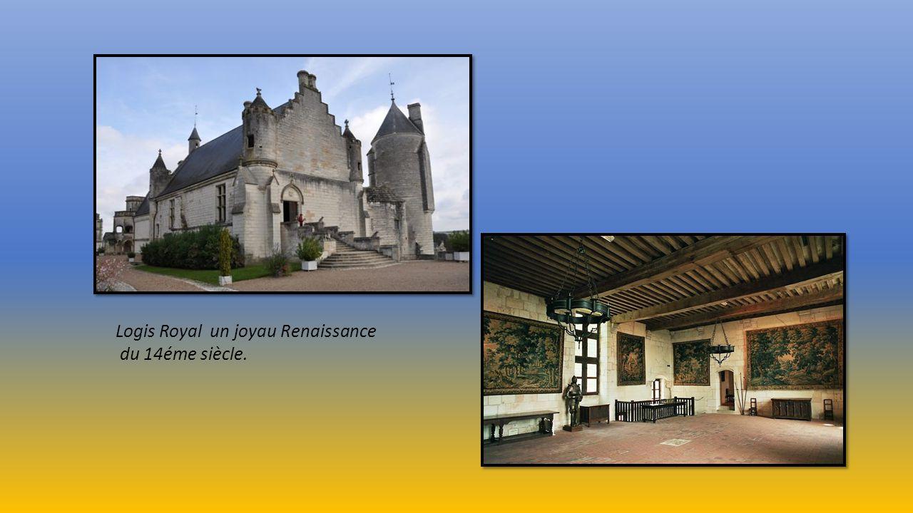 Logis Royal un joyau Renaissance