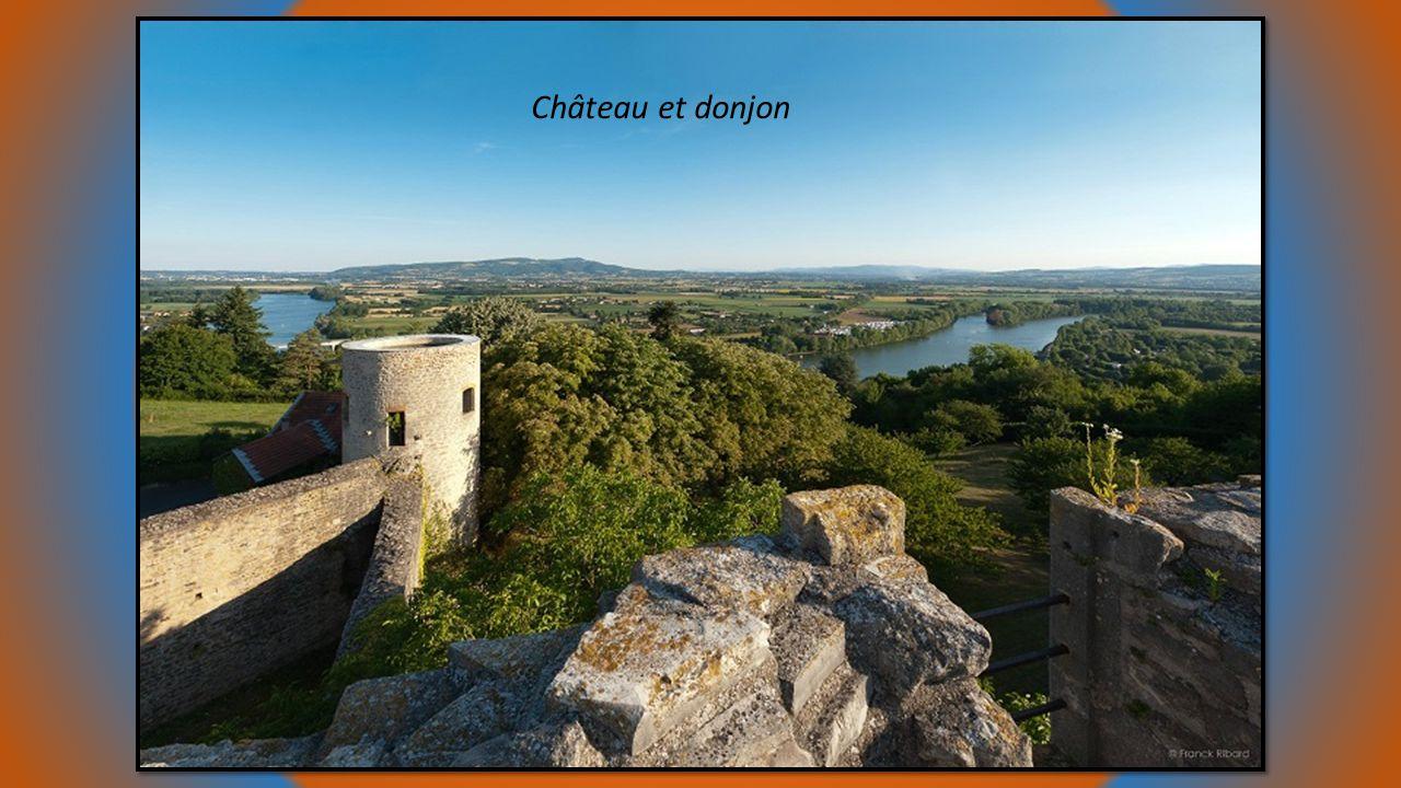 Château et donjon
