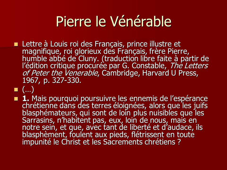 Pierre le Vénérable
