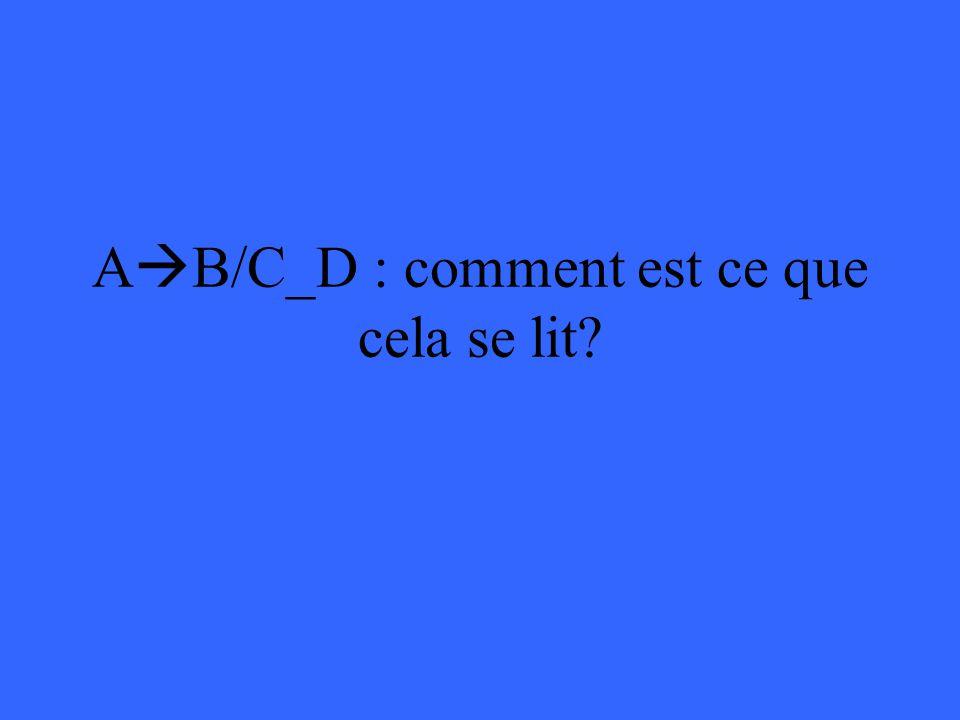 AB/C_D : comment est ce que cela se lit