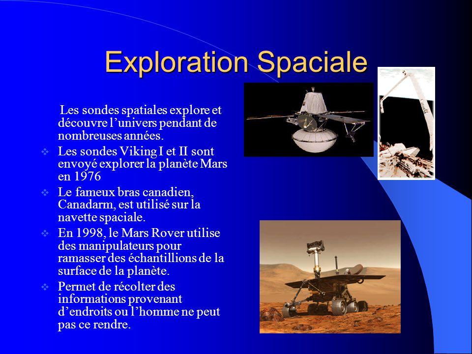 Exploration Spaciale Les sondes spatiales explore et découvre l'univers pendant de nombreuses années.