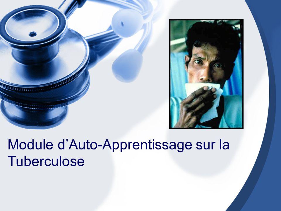 Module d'Auto-Apprentissage sur la Tuberculose