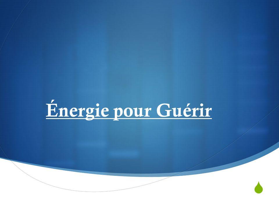 Énergie pour Guérir