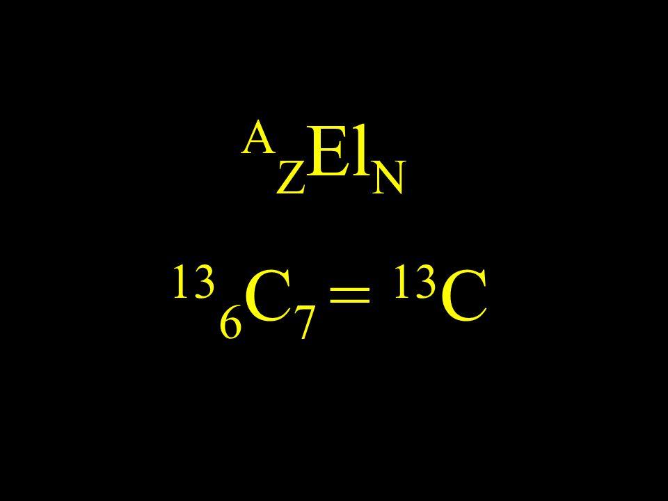 AZElN 136C7 = 13C