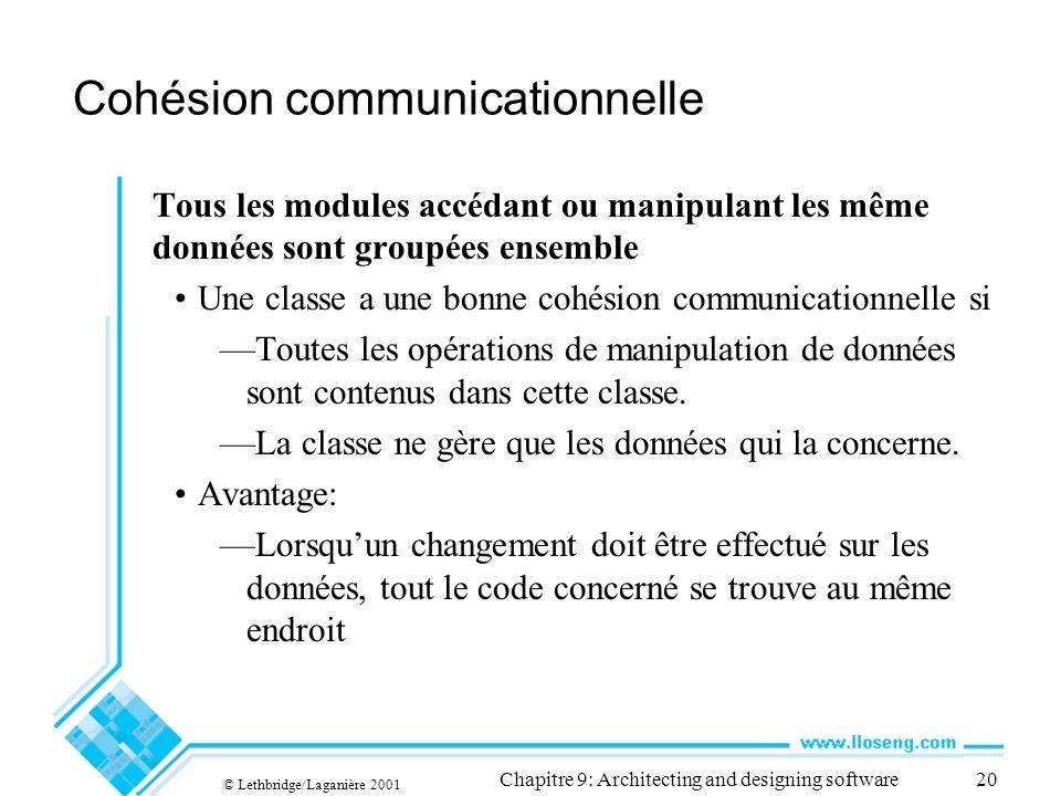 Cohésion communicationnelle