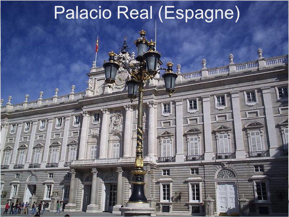 Palacio Real (Espagne)