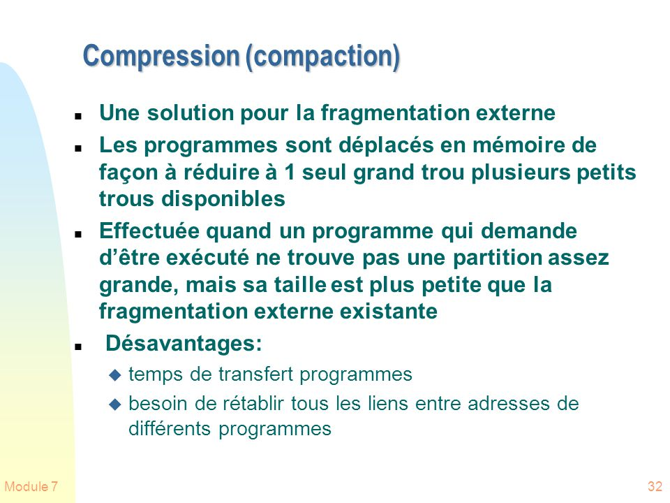 Compression (compaction)