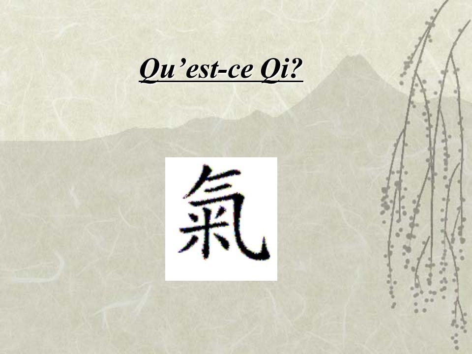 Qu'est-ce Qi
