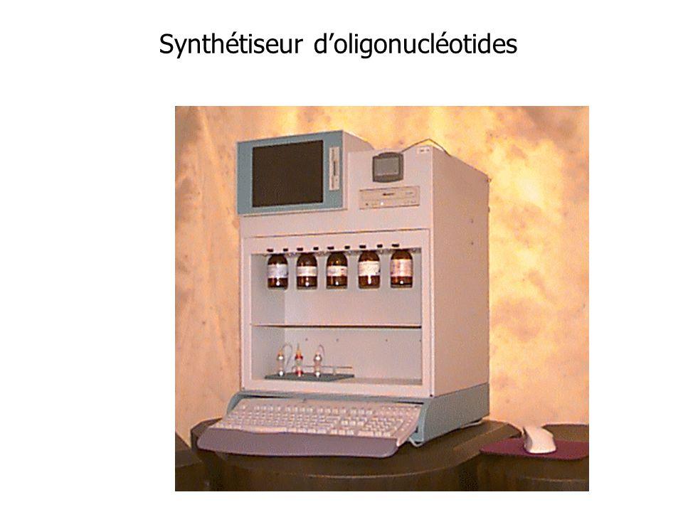 Synthétiseur d'oligonucléotides