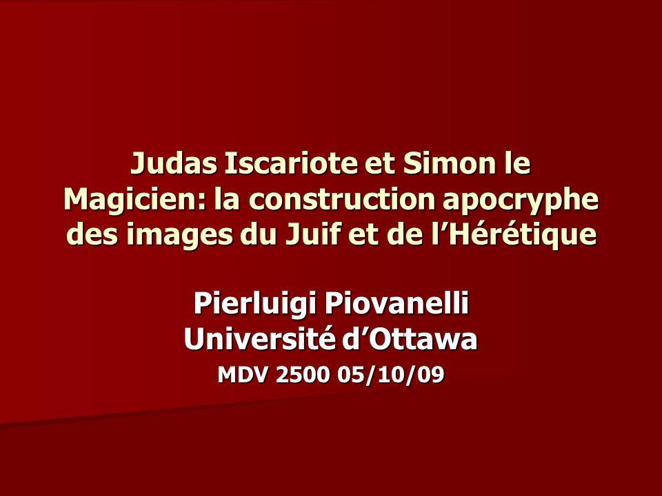 Pierluigi Piovanelli Université d'Ottawa MDV 2500 05/10/09