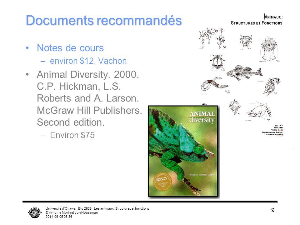 Documents recommandés