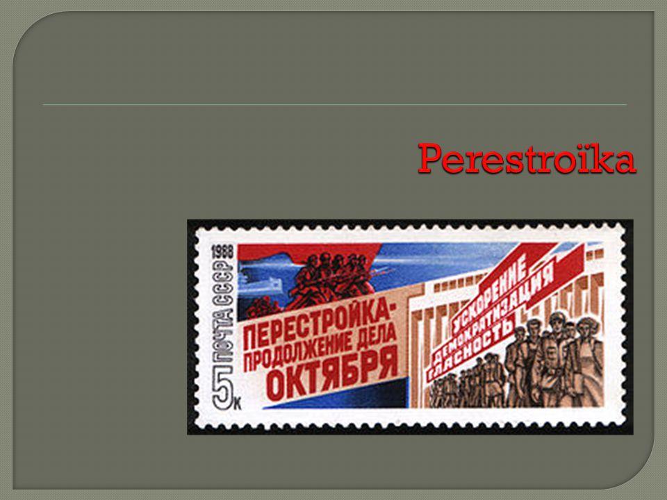 Perestroïka