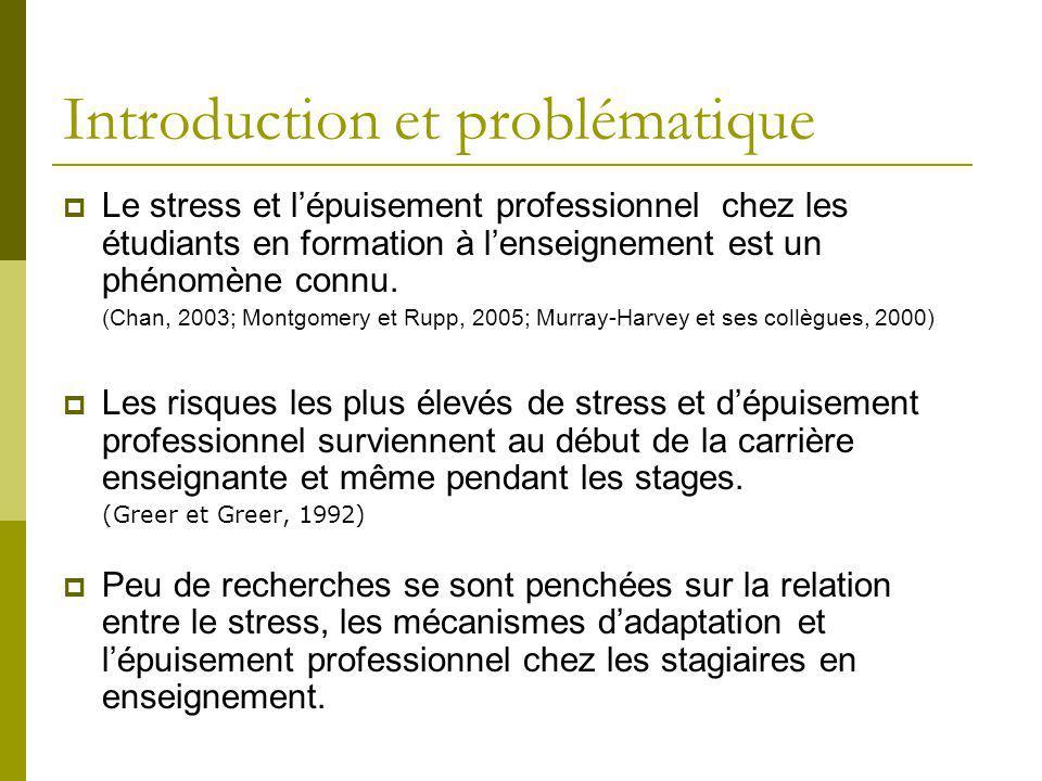 Introduction et problématique