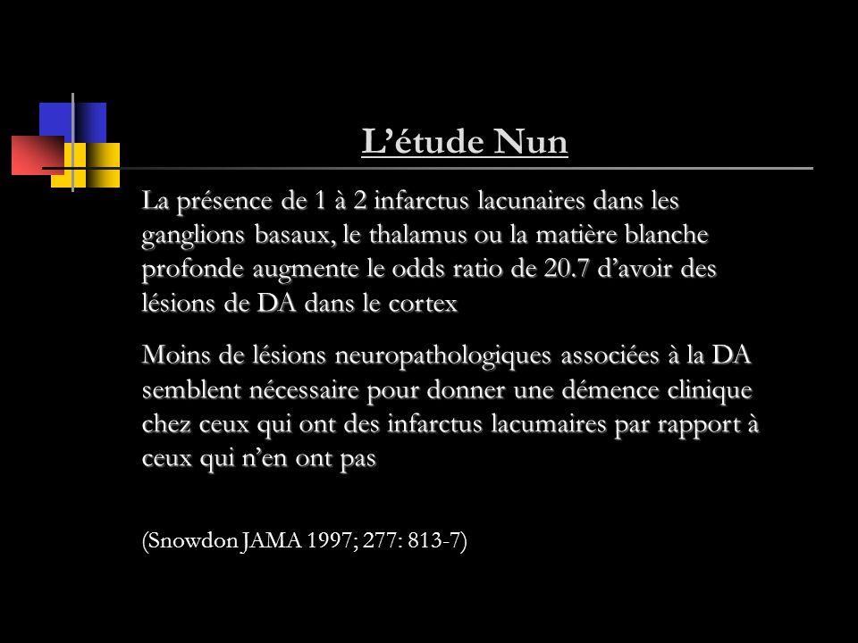 L'étude Nun