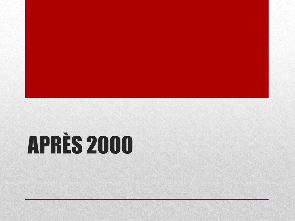 Après 2000
