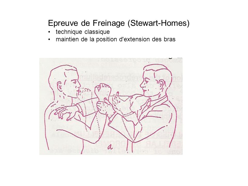 Epreuve de Freinage (Stewart-Homes)
