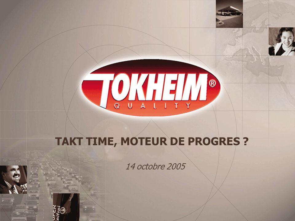 TAKT TIME, MOTEUR DE PROGRES