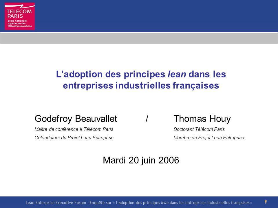 Godefroy Beauvallet / Thomas Houy