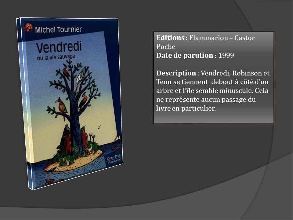 Editions : Flammarion – Castor Poche