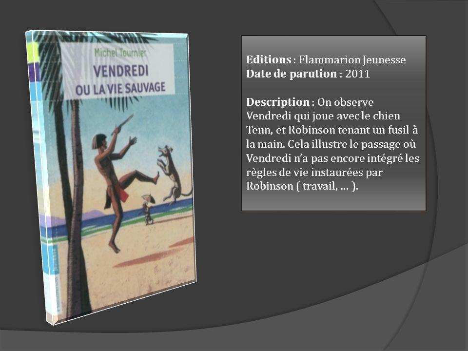 Editions : Flammarion Jeunesse